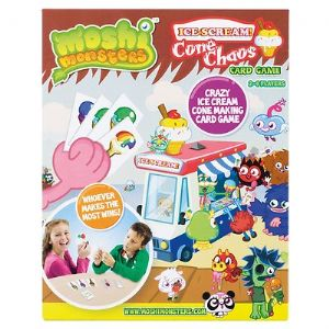 Moshi Monsters IceScream Cone Chaos